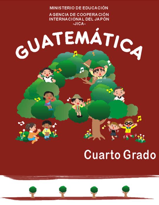Guatemática. Cuarto grado | Guao