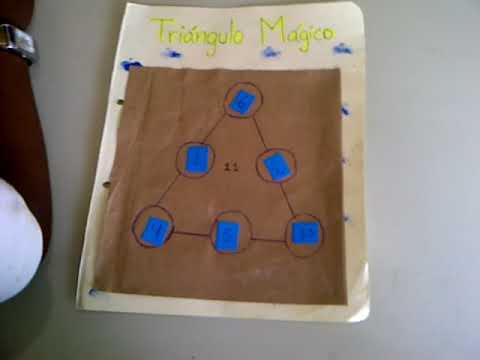 Embedded thumbnail for El triángulo mágico y la pala